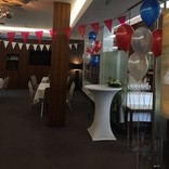 balonky helium party vlajky