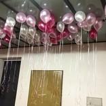 helium a balonky metallic