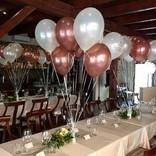 helium a balonky s potiskem