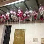 helium a metalicke balonky