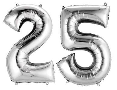 25.narozeniny