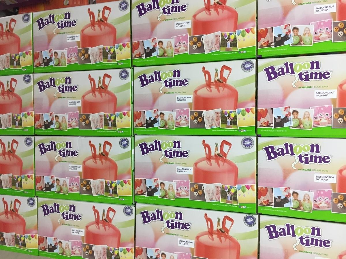 Helium Balloon time + balónky Royal Blue 30ks