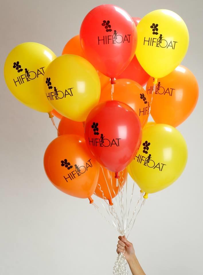 HI-FLOAT 710ml - prodlužuje létání - není hélium