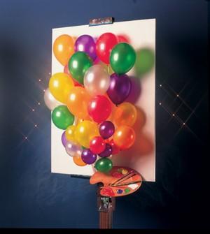 Nafukovanie balónikov