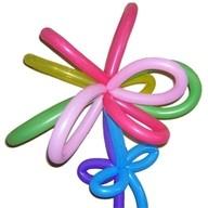 Tvarovacie balóniky 20 ks mix farieb