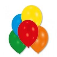 Balónky barevné blikající - svítící 5ks LED