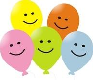 Balónek s motivem - SMILE