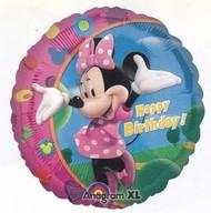 Foliový balónek Minnie 45cm