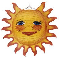 Lampión slnko 38 cm