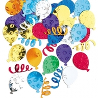 Balónky party konfety 14g