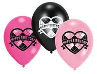 Monster High balonky s potiskem 6ks mix