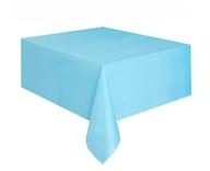Ubrus BABY BLUE