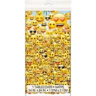 Emoji ubrus 1,37m x 2,13m