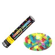 Vystřelovací konfety 24 cm
