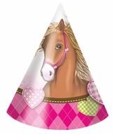 Čepičky koně 6ks