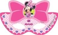 Minnie Mouse maska 6ks
