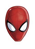 Spiderman maska 6ks