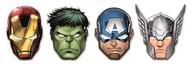 Avengers maska 6ks