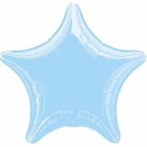 Fóliové balóniky hvezdy