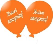 Oranžová oslava