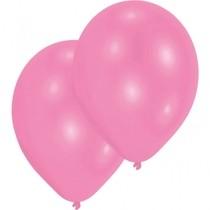 Balónky svítící růžové 5ks LED