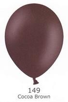 Balonky 149 COCOA BROWN - hnědá