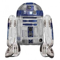 Star Wars R2D2 foliový balónek 86cm x 96cm
