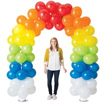 Konstrukce na balónkovou bránu