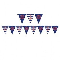 Vlajka Kotva 365 cm x 25 cm