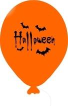 Halloween balónek oranžový