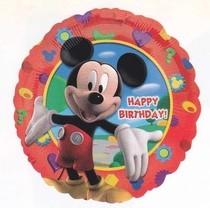Foliový balónek Mickey - narozeniny 45cm