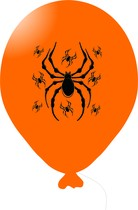 Balónek oranžový pavouk