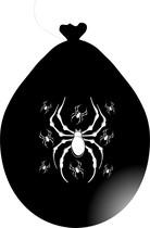 Balónek pavouk černý vysící