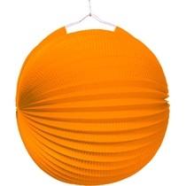 Lampión oranžový 25cm
