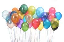 Reklamní balonky 200 ks