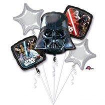 Star Wars balónky 5 ks sada