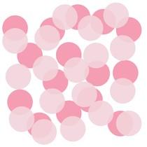 Papírové konfety růžové 22 g