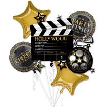 Hollywood balónky sada 5 ks