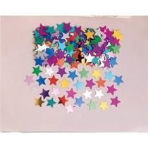 Konfety hvězdy barevné 15 g
