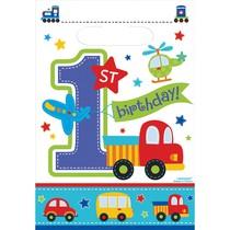 1. narozeniny taška 8 ks