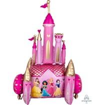 Princess hrad balónek 88 cm x 139 cm