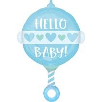 Hello Baby! 43 cm x 60 cm