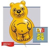 Balóniky 2ks medvedík