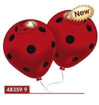 Beruška balonik 8ks