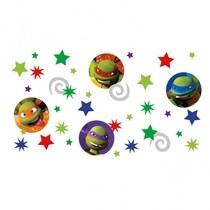 Želvy Ninja konfety 3 balení 34g