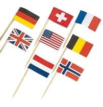 Party vlajky  30ks