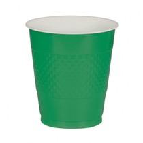Kelímky Green 10ks 355ml plastové