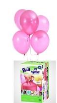 Helium Balloon time + balónky Rose 30ks