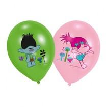 Trollové balónky 6ks 27,5cm