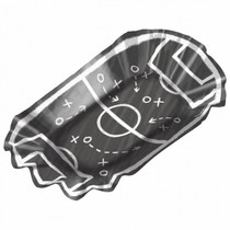 Fotbal miska na chips 8 ks